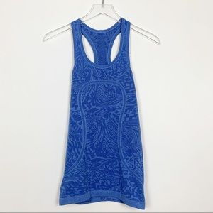 lululemon | Swiftly Tech Tank Harbor Blue